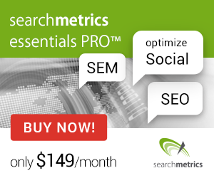 Searchmetrics Essentials Pro