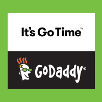 Canadian$ -Be your own boss! The dream starts with $2.95 .Com domain from GoDaddy!