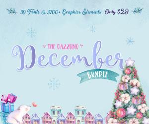 SALE!! 96% OFF Get The Dazzling December Bundle