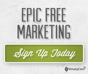 Email marketing powered by SimplyCast.com
