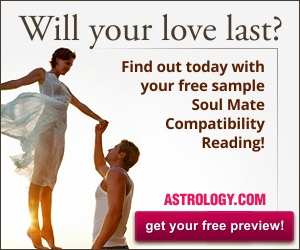Try a free sample Soul Mate Compatibility Reading