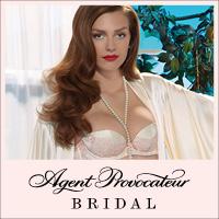 Agent Provocateur Bridal 2014