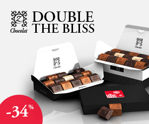 CYBERMONDAY zChocolat Double Chocolate