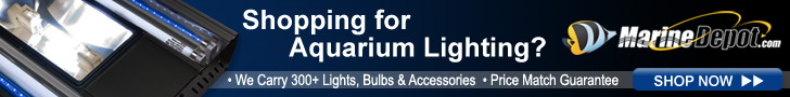 Aquarium Lighting at MarineDepot.com