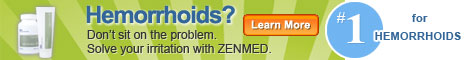 Hemorrhoids treatment with ZIRO from ZENMED
