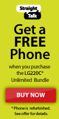 LG220C - Unlimited -  Free Phone