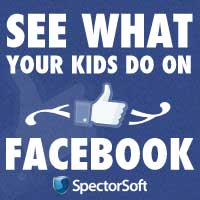 See What Your Kids Do on Facebook With Spector Pro Monitoring Software