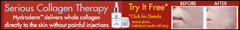 Erase wrinkles with Hydroderm