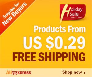 AliExpress - Wholesale Promotion