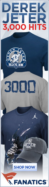 Derek Jeter joins the 3000 Hit Club
