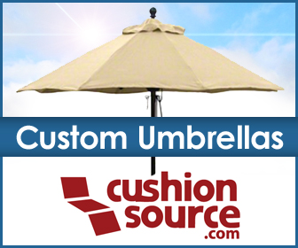 Cushion Source - Custom Umbrellas