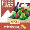 winebasket.com - Free Shipping on Wine Baskets