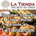 Gourmet Spanish & New World Foods at LaTienda.com