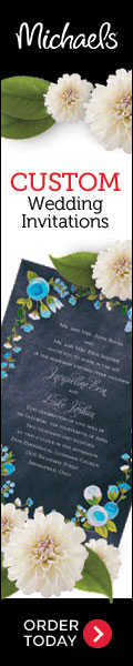 Michaels Custom Wedding Invitations