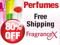 Free Shipping Worldwide at FragranceX.com