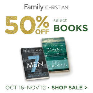 Sale: 50% Off Select Books