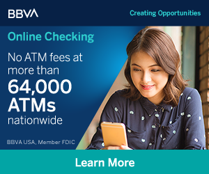 free checking account online