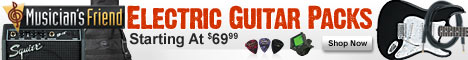 Just Released! Fender Blacktop Series Guitars