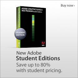 Web Premium CS4 Student Edition