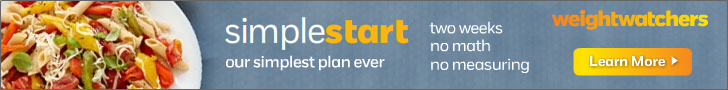 simple start program by weight watchers - Use a coupon here!