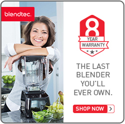 blendtec blenders specials