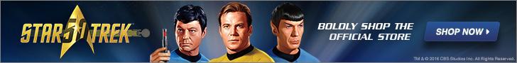 Visit The Official Star Trek Shop Now!