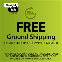 Straight Talk - Free Ground Shipping