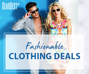 Fashionable Clothing Deals Banner