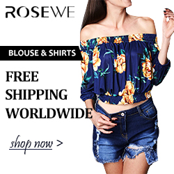 Blouse & Shirts, free shipping worldwide!