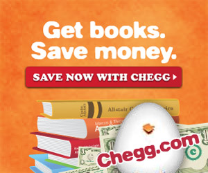 Get Books. Save Money. Chegg.com
