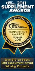 2011 Supplement Awards