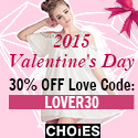 2015 Valentine's Day Sale, 30% OFF+Free Shipping Worldwide
