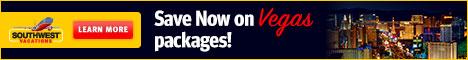 Southwest Airlines Vacations Las Vegas Deals