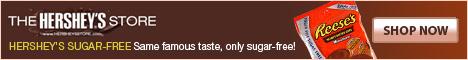 Enjoy Sugar Free Treats from Hershey's!