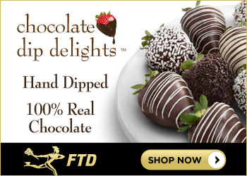 Hand dipped chocolates