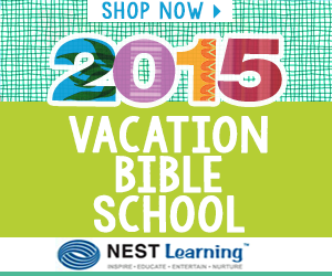 Nest Learning Vacation Bible School 2015
