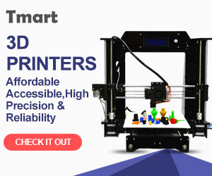 3D Printers - Start Only $476