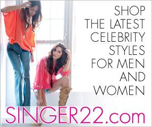 Shop Designer Clothing at Singer22.com