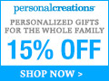 Shop Unique Personalized Gifts at Personal Creations!