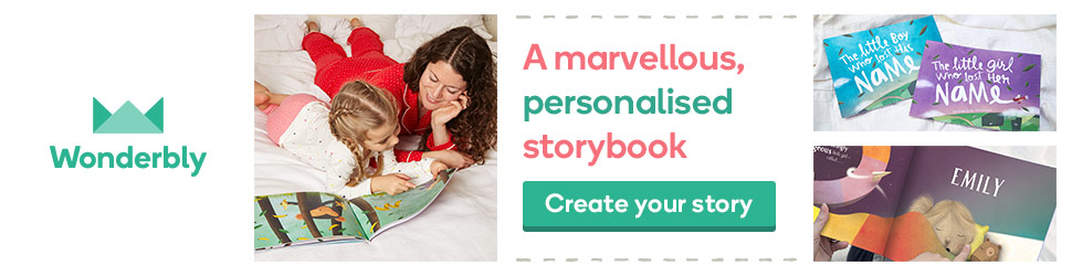 Impossibly personal books from Wonderbly