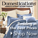 Domestications: Bedding at the Best Prices