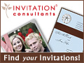 Find your wedding invitations