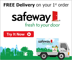 free delivery groceries