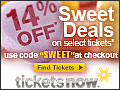 14% off* with the code SWEET!
