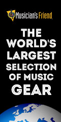 The World's Largest Music Gear Company