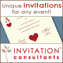 Unique invitations for any event