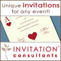 Unique invitations for any event