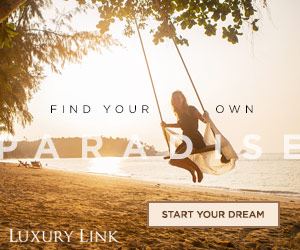 Find you own paradise at LuxuryLink.com