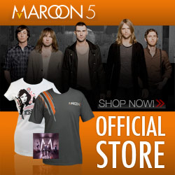 Maroon 5 Official Store - Shop Now