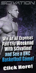 Win a years worth of Scivation supplements!